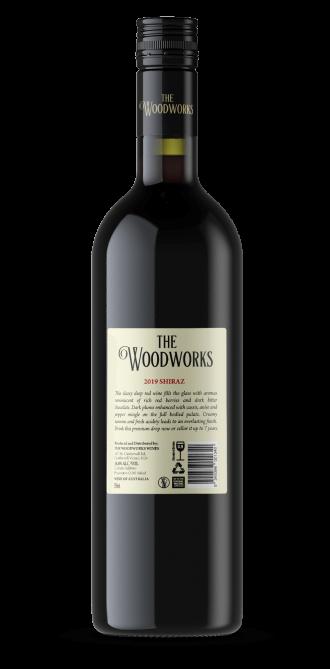 2019 Woodworks Shiraz